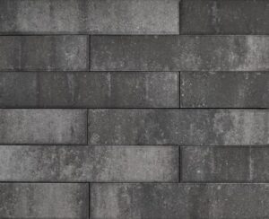 Wallblock Facet 60x12x12 cm Zeeuws bont