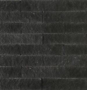 Wallblock Split 60x12x15 cm Antraciet