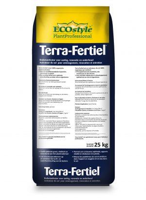 ECOstyle Bodemverbeteraar Terra-Fertiel 25KG
