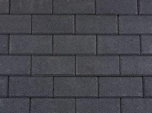 Antraciet Betonklinker 21x10.5x5cm