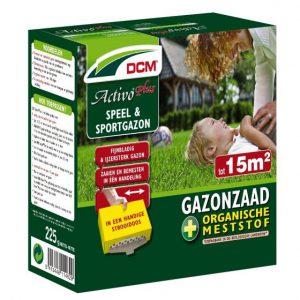 DCM Graszaad Activo® Plus 2,25kg