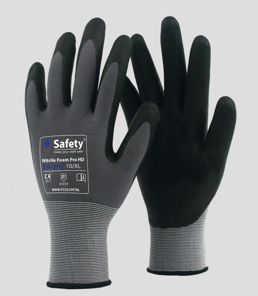 +Safety 59-300 Nitrile Foam Pro HD