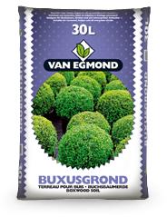 Van Egmond Buxus potgrond 30-L