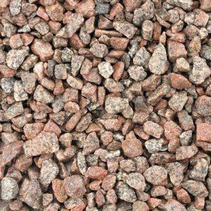 BigBag Graniet Split Rood 8-16mm 1000KG