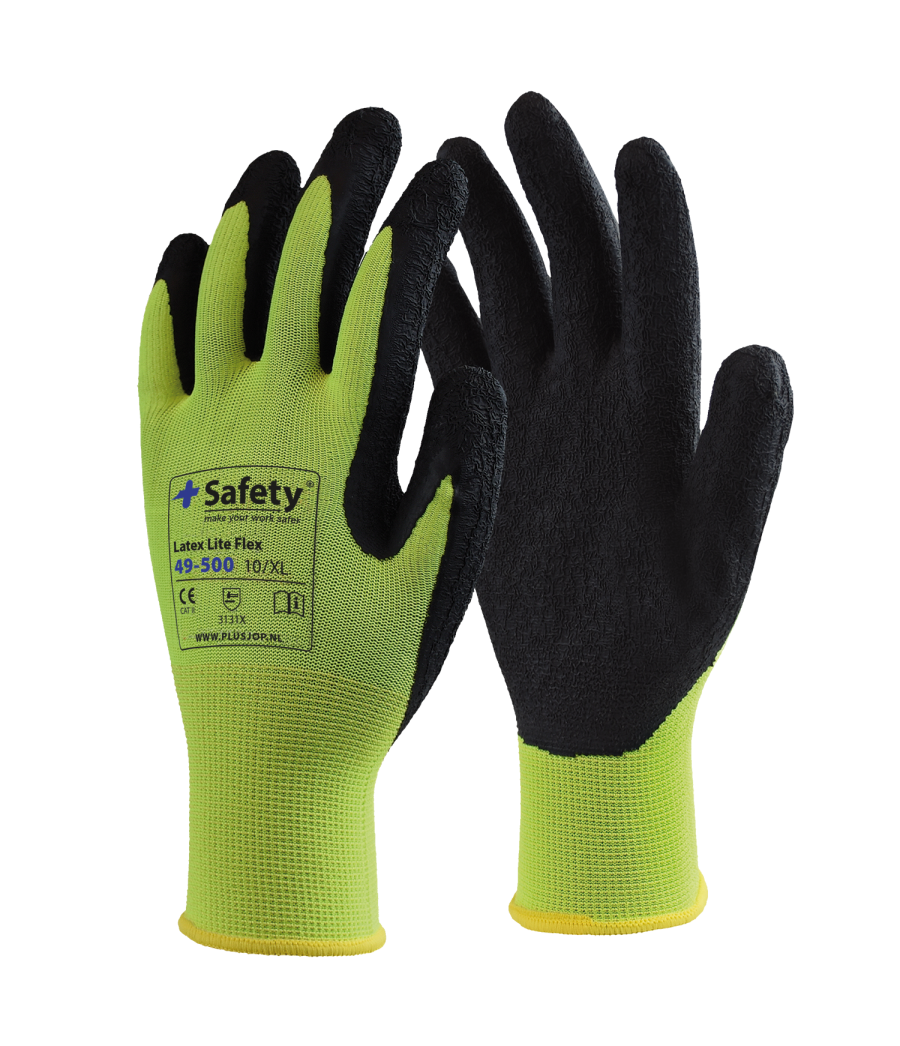 +Safety 49-500 Latex Lite Flex